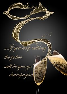 Funny champagne poster poster by from collection. Poster Prints, Posters, Looking To Buy, Good Company, Trees To Plant, Alcoholic Drinks, Champagne, Bar, Funny