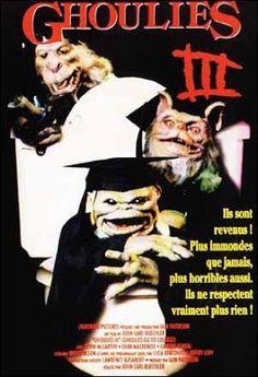 El señor de los bloguiños: Ghoulies 3: Los Ghoulies van a la universidad (199...
