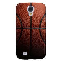 Basketball Samsung Galaxy S4 Cases