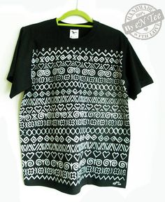 entee / čičmany - pánske tričko