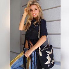 @alicefabbrica wears Ki6?WhoAreYou? •💫 Repost @alicefabbrica with @repostapp ・・・