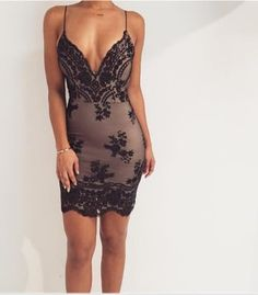 Diamond Lace dress