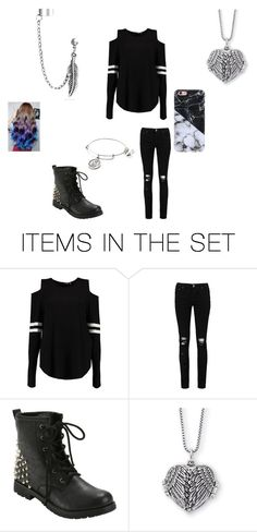 """""""Untitled #612"""" by llependu ❤ liked on Polyvore featuring art"""