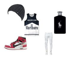 """""""Men's Outfits"""" by lexidonovan on Polyvore featuring Dsquared2, Off-White, Ralph Lauren, Heat Holders, men's fashion and menswear"""