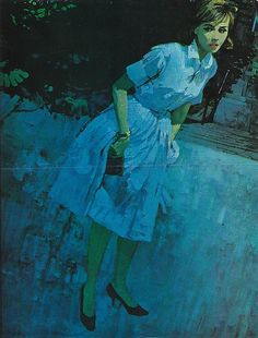 by Bernie Fuchs