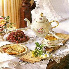 English Ritual Afternoon Tea