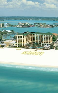 Sandpearl Resort Spa, Clearwater, Florida