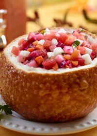 #Tailgate recipe: Watermelon Crunch Salsa #eatmorewatermelon