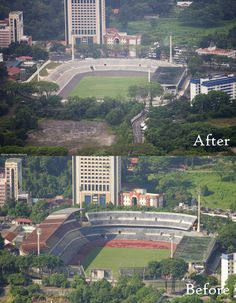 2008 - Stadium Merdeka, Kuala Lumpur, Malaysia: The restoration of Stadium Merdeka, the iconic setting of the announcement of Malayan independence, has saved a national heritage building and recovered a nation's collective memory. The privately-funded rescue effort spearheaded by Permodalan Nasional Berhad, with professional assistance from Badan Warisan Malaysia, serves as an inspiration for other civil societies in safeguarding heritage sites as part of social and political responsibility.