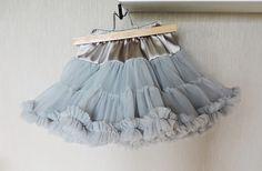 szara Ballet Skirt, Skirts, Fashion, Moda, Tutu, Fashion Styles, Skirt, Fashion Illustrations