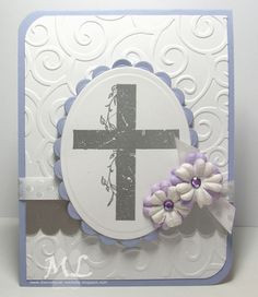 First Communion by eliotstamps - Cards and Paper Crafts at Splitcoaststampers