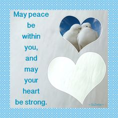 MAY YOU FIND REAL PEACE