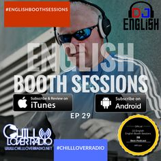 "Check out ""English Booth Sessions Ep 29"" by Chill Lover Radio on Mixcloud"