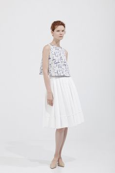 Brock pre-spring/summer 2016. Click to see full gallery