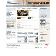 WS AGENCIA DIGITAL - Portal da Camara Municipal do Rio de Janeiro -