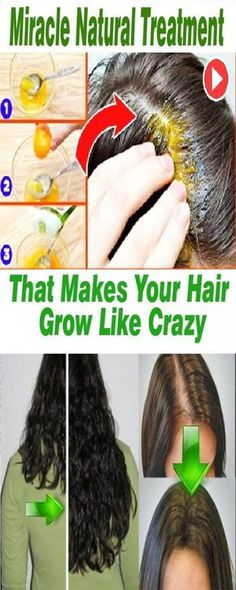 If You Want To Regrow Thick, Strong Hair Mix These 3 Ingredients! (VIDEO)