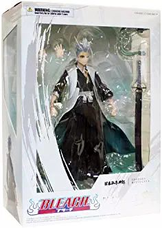 BLEACH - Play Arts Kai figurine Toshiro Hitsugaya 21 cm
