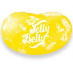Jelly Belly Lemon Drop jelly beans in bulk. Sweet, realistic flavor! Great for weddings, showers, and candy buffets.