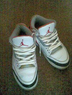 """Air Jordan 3 """"Worn"""""""