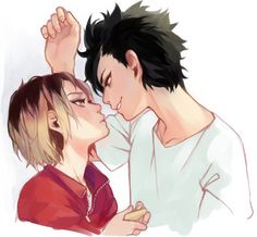 haikyuu, anime, and kuroo image