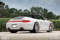ADV1, 911, Porsche, Porsche 4S