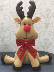 christmas crafts by carmella Christmas Decorations Sewing, Felt Christmas Ornaments, Christmas Sewing, Christmas Projects, Felt Crafts, Christmas Holidays, Christmas Crafts, Diy And Crafts, Rustic Christmas