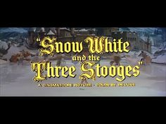 Snow White and the Three Stooges (1961) Trailer (Moe Howard, Larry Fine, Carol Heiss)