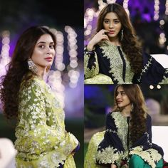 surely knows how to slay in every outfit 💕 we can't wait to watch 😍 Styling Pakistani Formal Dresses, Pakistani Dress Design, Pakistani Bridal, Mahira Khan Dresses, Shadi Dresses, Beautiful Dresses, Nice Dresses, Stylish Dresses, Trendy Outfits