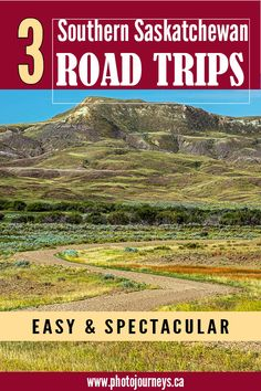 Three Must-do Scenic Drives in Southern Saskatchewan - Photo Journeys Travel Info, New Travel, Oh The Places You'll Go, Cool Places To Visit, Drive Book, West Coast Canada, Background Pics, Canadian Travel, Prince Edward Island