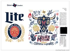 mybeerbuzz.com - Bringing Good Beers & Good People Together...: Miller Lite Limited Edition Miller Time Conciertos...