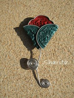 neXpréssate!!! Flor nespresso flower. Rosa de Sant Jordi.