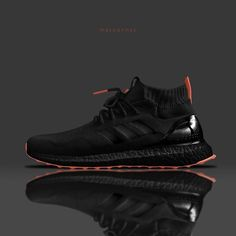 """reputable site 87de7 e5263  maroonnyc on Instagram  """"Adidas Ultraboost Mid - Crow Coral"""". Mens  Sneakers 2017Best SneakersSneakers FashionRunning Shoes ..."""