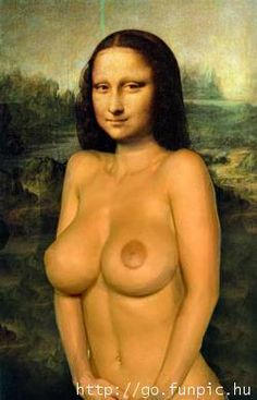 Mona Lisa Naked 79