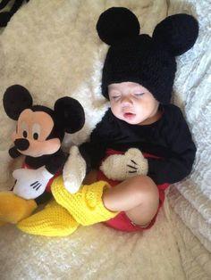 Mickey baby =D