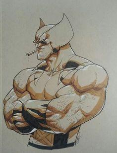 Alamo City Comic Con   Wolverine •Eddie Nuñez