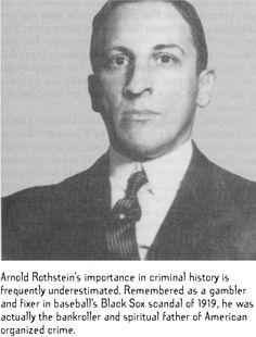 The Brain - Arnold Rothstein