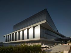 EVGENIA GL Built by Bernard Tschumi Architects in Athens, Greece Site   Located in the historic of Makryianni district, the Museum stands less than 1,000 feet southeast of the Parthe...