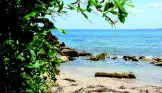 España, El Campello: Playa Cala Nostra vía @maytevs