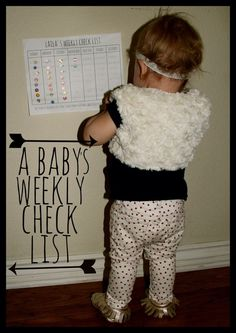 Daily Activities To Do With Your One Year Old - Today's the Best Day