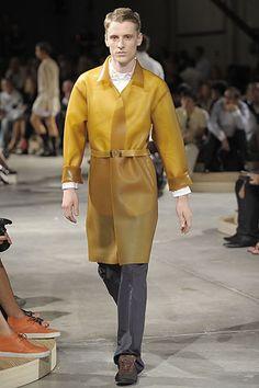 Prada Spring 2009 Menswear - Collection - Gallery - Style.com