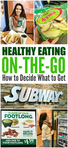 Eating On-The-Go: How to Decide What to Get by Carrots 'N' Cake  #BalancedEating, #Fitness, #HealthyEating, #OnTheGo, #Sponsored, #Subway, #Uncategorized, #WeightLoss http://www.4myprosperity.com/the-2-week-diet-program/