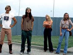 """""""Dazed and Confused""""   Fashion in Film 1930s-Present   Everywhere"""