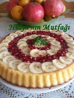 tart tarifi Cake Roll Recipes, Dessert Recipes, Desserts, Cupcakes, Cake Varieties, Pudding Cake, Cheesecakes, Turkish Recipes, Perfect Food