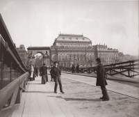An exhibition at the Hall of Architecture of Old Town Hall provides a window into Prague between the years 1848-1921 through the photography of the city's architecture