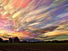 Time lapse photo of hundreds of sunsets - Matt Molloy - Nature/Landscape Pictures Beautiful Sky, Beautiful World, Beautiful Places, Pretty Sky, Simply Beautiful, Beautiful Artwork, Absolutely Stunning, Beautiful Morning, Pretty Pictures