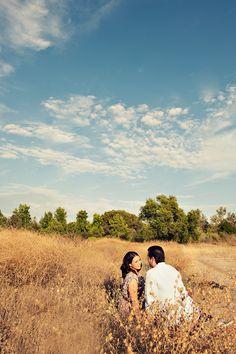 Wedding PR, Wedding Public Relations, WEdding Marketing Expert, plant engagement session, outdoor engagement session, field engagement session, Melissa Munding, sunshine