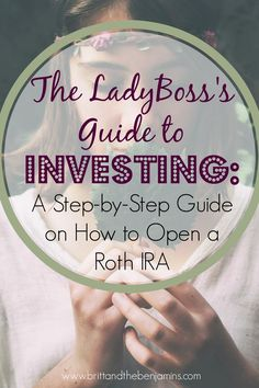 Roth IRAs are great investment tools because all of your earnings are NEVER taxed, meaning that cash all goes into your pocket. This article gives ste-by-step details on how you can open your first Roth IRA and start taking advantage of its benefits.  Ret
