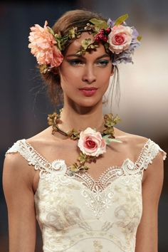 claire pettibone | Claire Pettibone e os seus vestidos de noiva estilo vintage.