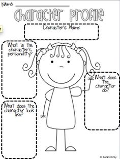 Printables Character And Setting Worksheets activities the ojays and passage on pinterest