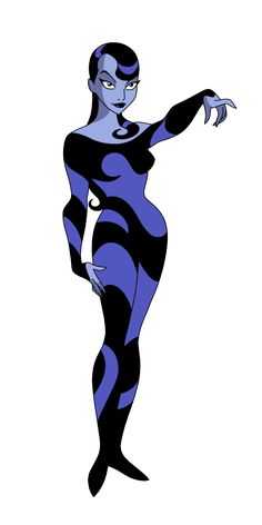 Character design by Bruce Timm with inks and colors by me. - Batman Clothing - Ideas of Batman Clothing - Character design by Bruce Timm with inks and colors by me. Bruce Timm, Superhero Characters, Dc Comics Characters, Comic Kunst, Comic Art, Comic Books, Comic Character, Character Concept, Dc Animated Series